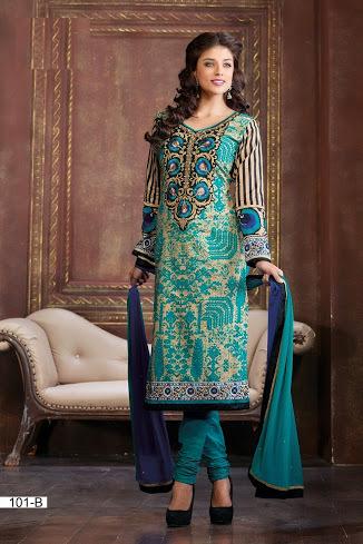 churidar Salwar Suit