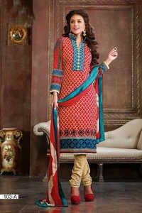 Latest Churidar Salwar Suit