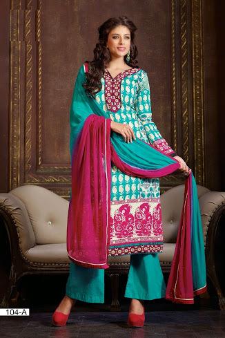 Fancy Churidar Salwar Kameez