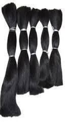 Non Remy Single Drawn Hair