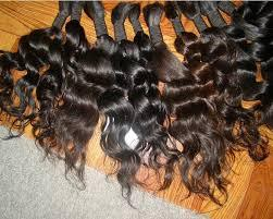 Coloured Remy Hair