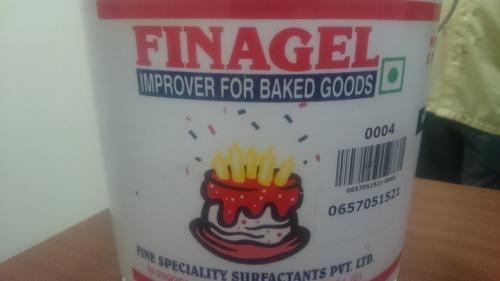 Finagel cake gel