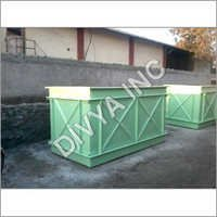 PP FRP Power Coating Tank