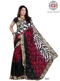 Indian Brasso Saree