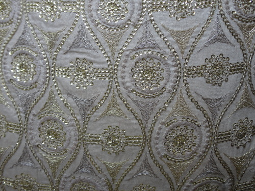 Cotton Embroideried Fabrics