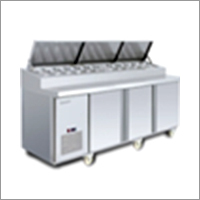 Counter Chillers with Built in Cold Pans
