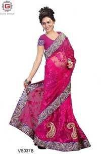 Exclusive Part wear Sarees