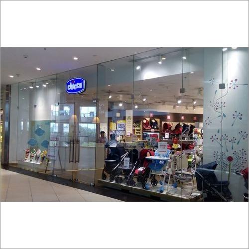 Retail Store Exterior Designing Services