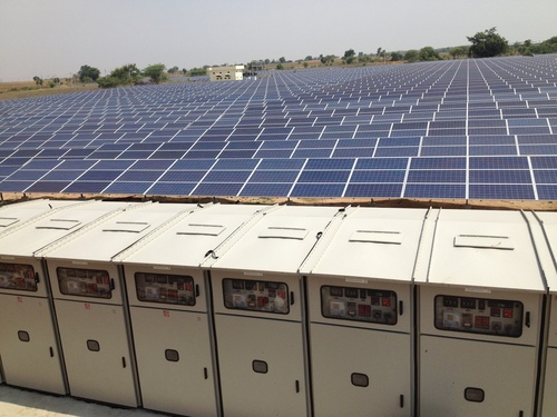 Solar Power Plants- Mega Watt
