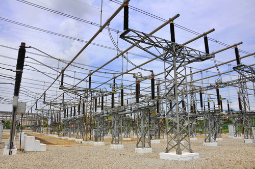 Electric Substation Structural