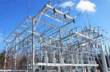 132 KV Substation Structure