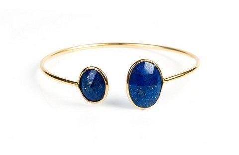 Lapis Lazuli Gemstone Bangles