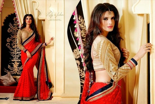 Elegant Wedding Collection Sari