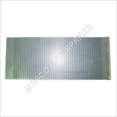 Perforated Sheets For Rice MIll