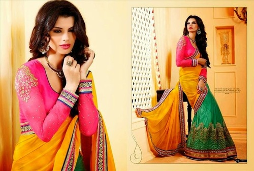 New Arrival Occasion Wear Sari