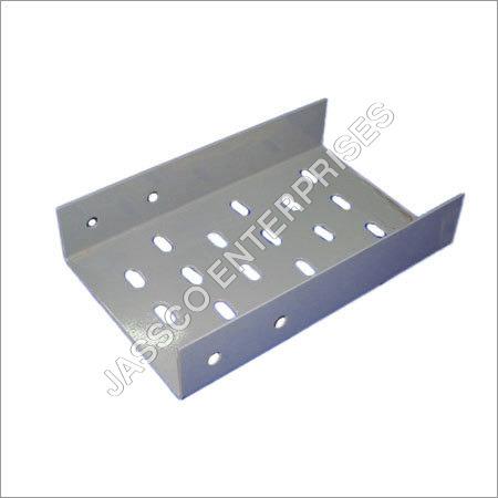 Cable Tray Perforation Job-work - JASSCO STEEL PVT  LTD , Head