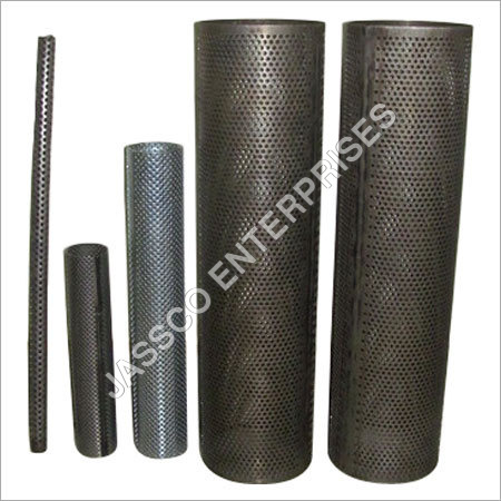 Perforated Tubes All Sizes