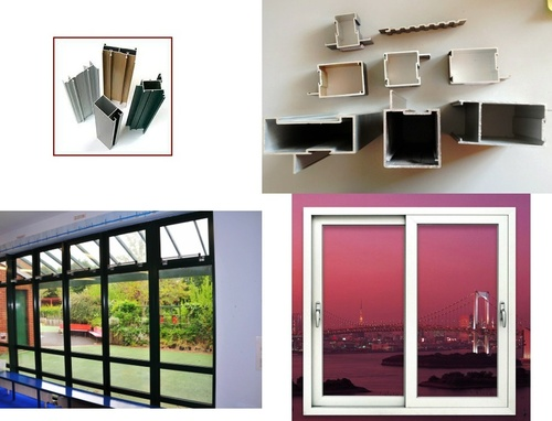 Aluminium Fabrication With Material