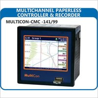 Multichannel Paperless Datalogger
