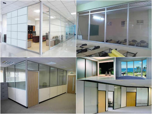 Glass & Aluminum Fabrication Work