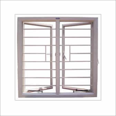 Hollow Metal Pressed Steel Window