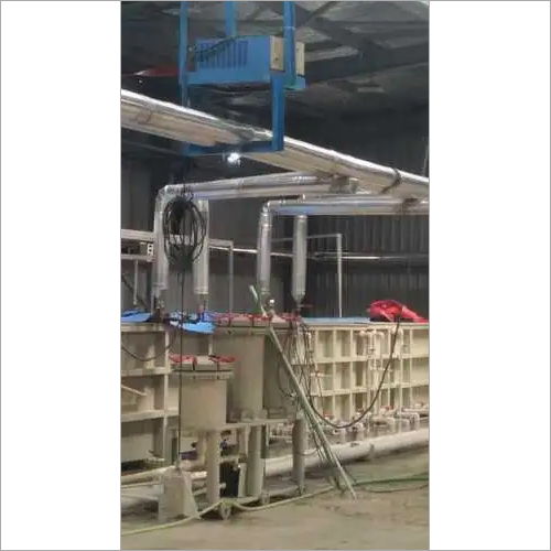 Manual Semi & Fully Automatic Electroplating Plant