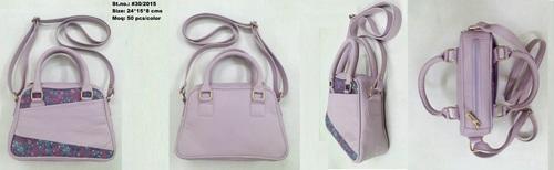 Girl's Pink Handbag