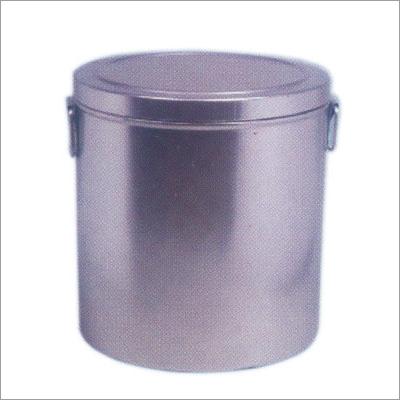 Aluminium Deep Atta Dabba