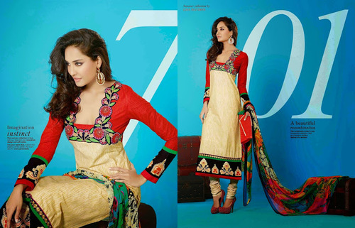 Traditional Cotton Salwar Suit