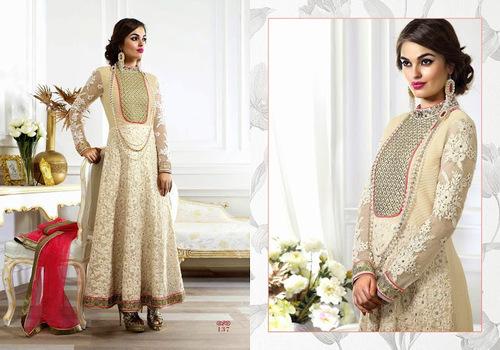 Online New Fashion Anarkali Suit