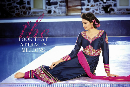 Traditional Ladies Salwar Suit