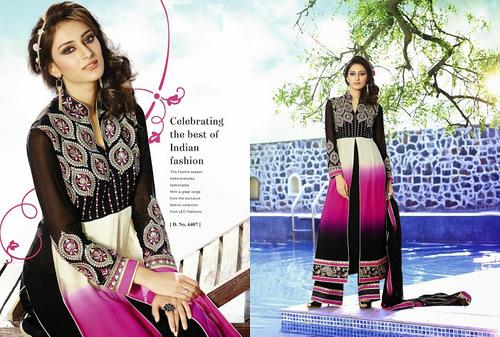 Luxury Fabric Salwar Kameez