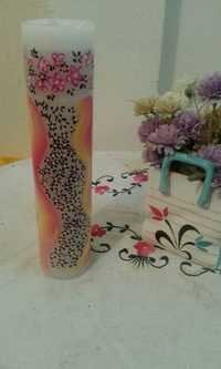 Painting Candle