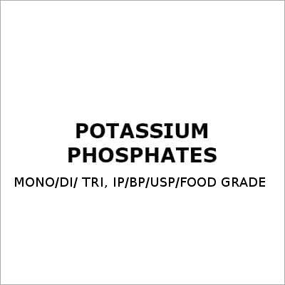 Potassium Phosphates
