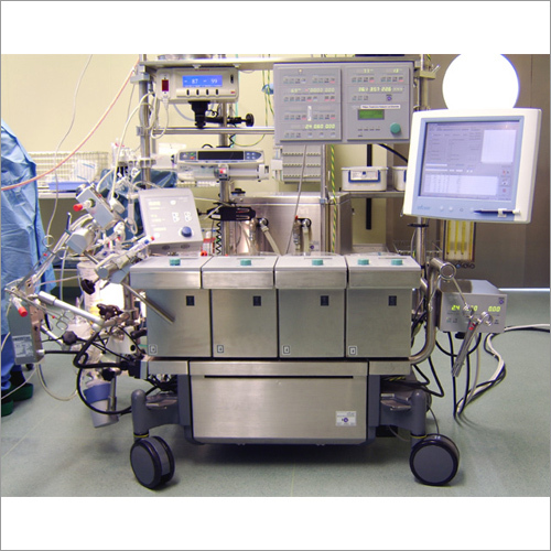 Stockert SIII Heart Lung Machine