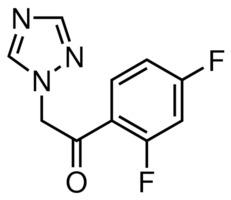 2,4-Difluoro-alpha-(1H-1,2,4-triazolyl)acetophenon