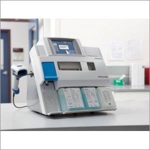 Blood Gas Electrolytes Analyser