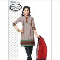 Aisha Cotton Dress Material