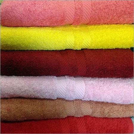 Plain Bath Towel