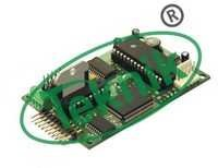 DC Motor Controller Interface Card