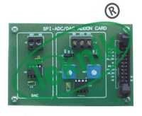 ADC and DAC Interface Card