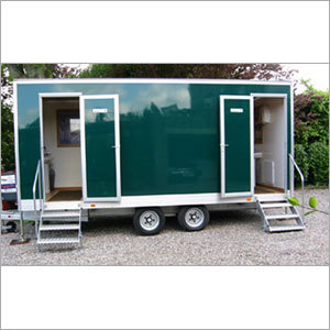 Movable Bio Toilets