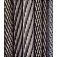 Round Steel Wire Ropes