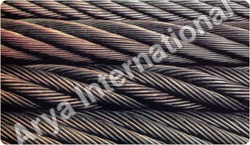 Spring Steel Wire Ropes