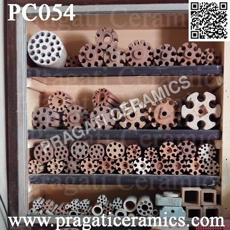 Variety of Ceramic Bobbin