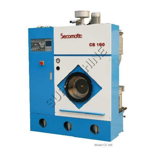 Secomatic Dry Cleaning Machines