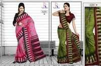 Designer Cotton Saree in Jetpur