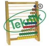 Counting Abacus (1-10) (Wooden)