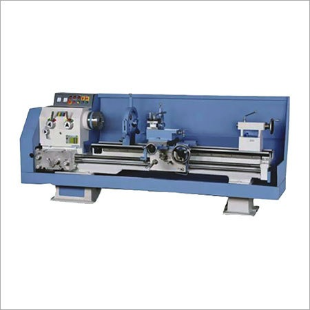Industrial Geared Lathe Machine