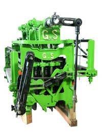 Power Jacquard Machine 800 Hooks 4 Cylinder